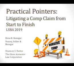 lba- workers comp